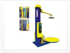 Stretch Wrapping Machines