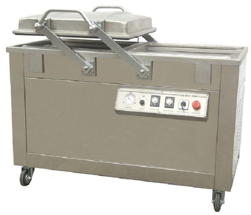 Double Chamber Vacuum Packing Machines